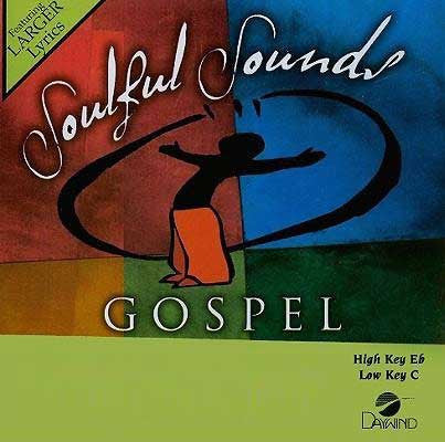 Daywind Soulful Sounds DW9034 Take Me Back by Andrae Crouch (NOT A CD+G)