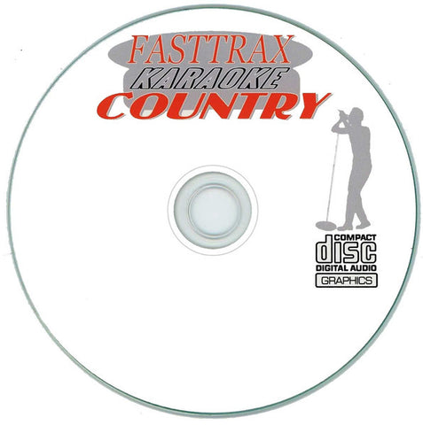 Chartbuster 50 Songs Pack CB5041 2004 The G Male Country