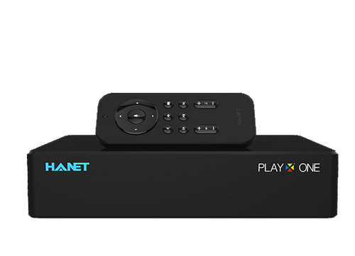 Hanet Play X One Air Edition 4TB Karaoke Media Box