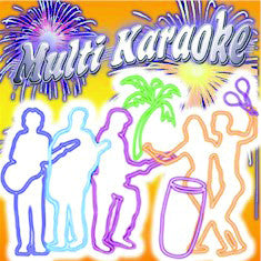MULTI KARAOKE OKE0043 Merengue Mix 2