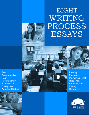 Eight Writing Process Essays