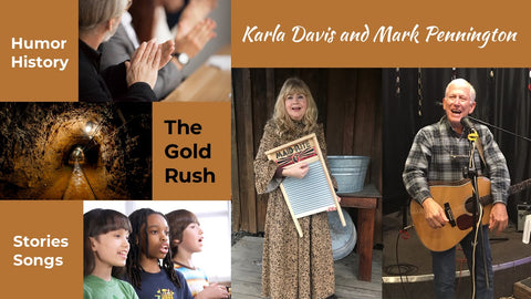 Gold Rush Musical!