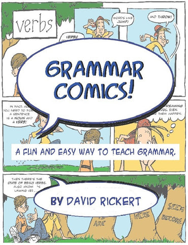 Grammar Comics! (eBook)