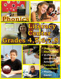 Phonics Literacy Center (eBook)