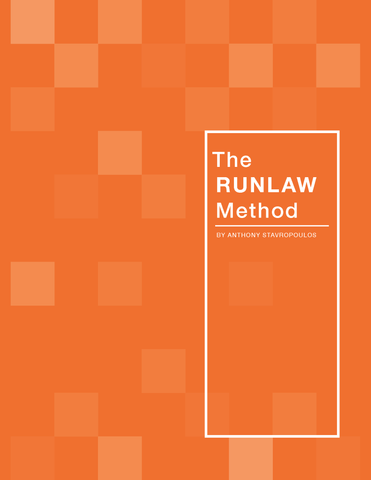 The RUNLAW Method (eBook)