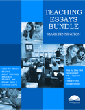TEACHING ESSAYS BUNDLE
