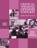 Critical Thinking Openers Toolkit (eBook)