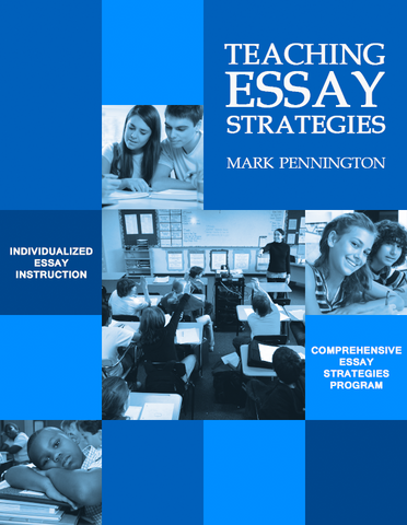 Teaching Essay Strategies (eBook)
