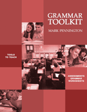 Grammar Toolkit (Grammar, Usage, and Mechanics Worksheets and Google Slides)
