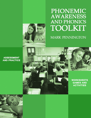 Phonemic Awareness and Phonics Toolkit (an eBook component of Teaching Reading Strategies)