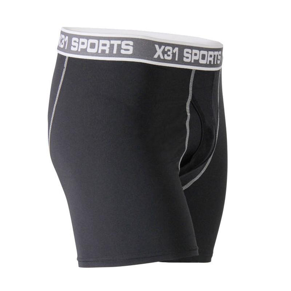 Men's Tagless Performance Boxer Briefs