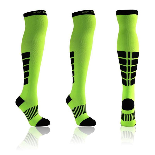Over the Knee Compression Socks (15-20 mmHg)