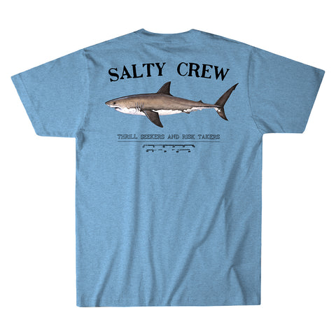 Bruce Light Blue S/S Premium Tee