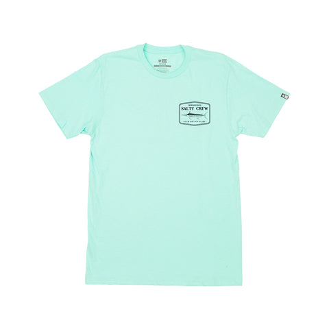 Stealth Sea Foam S/S Boys Tee