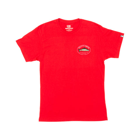 King Sal Red S/S Premium Tee