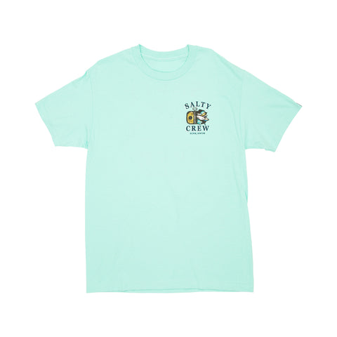 Overflow Sea Foam S/S Tee