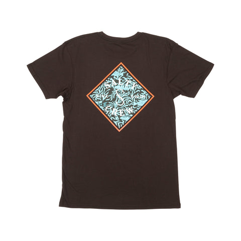 Tippet Topsail Black Premium S/S Tee