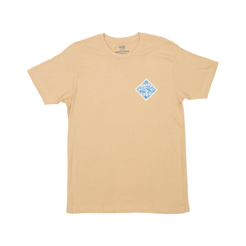 Tippet Topsail Camel Premium S/S Tee