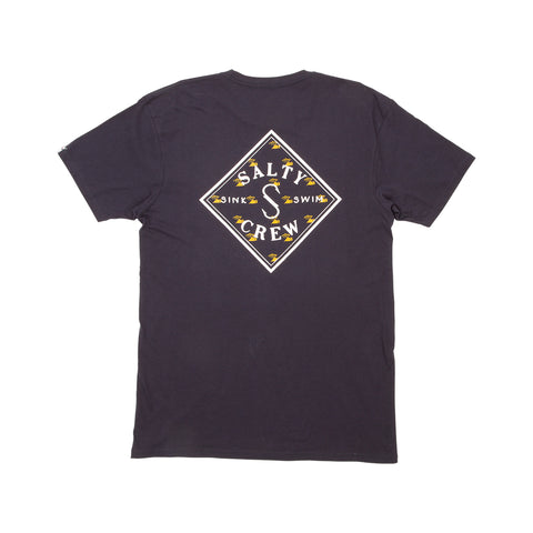 Tippet Navy Topsail Premium S/S Tee