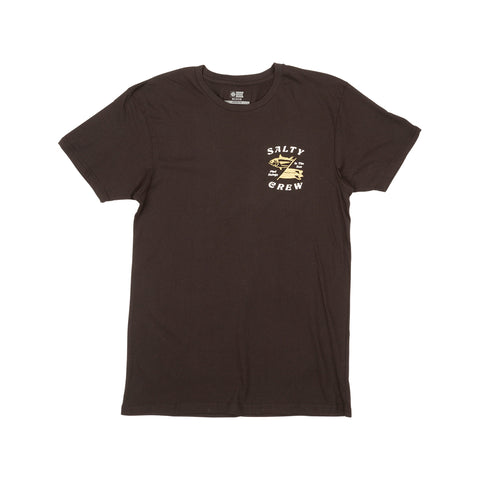 Double Down Black Premium S/S Tee