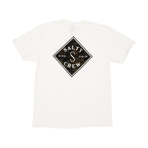 Tippet Decoy White S/S Tee