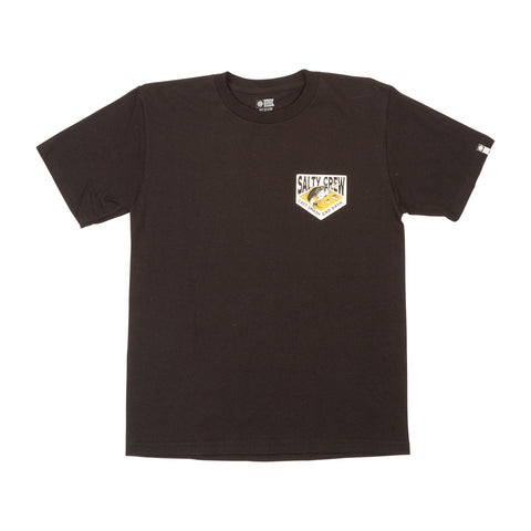 Sneak Attack Black S/S Boys Tee