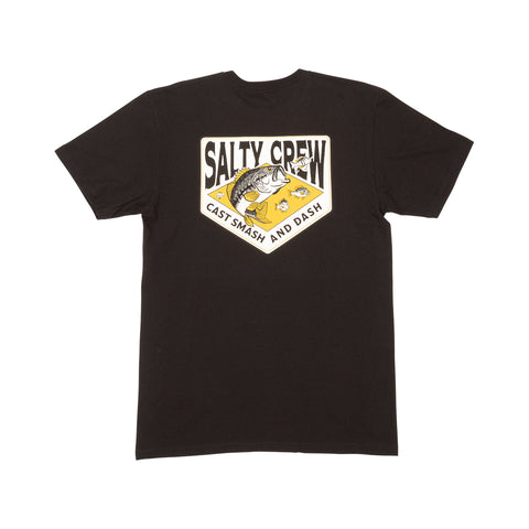 Sneak Attack Black S/S Tee