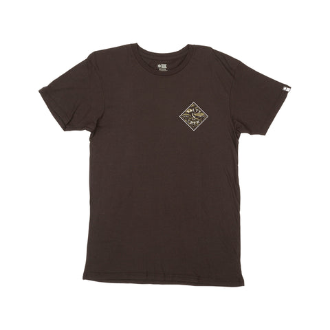 Tippet Seaside Black Premium S/S Tee
