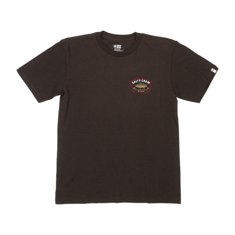 Creature Black S/S Boys Tee