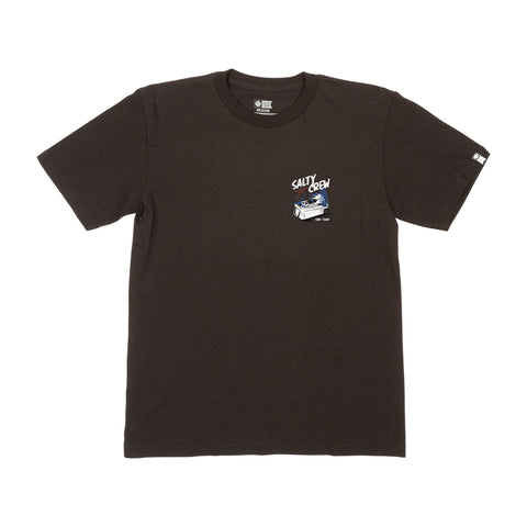 Chillin Black S/S Boys Tee