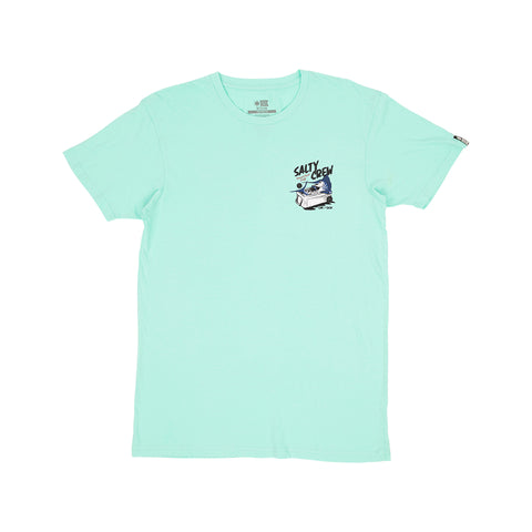 Chillin Sea Foam S/S Premium Tee