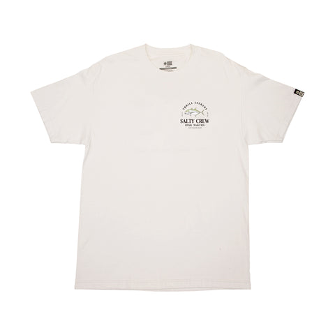GT White S/S Standard Tee