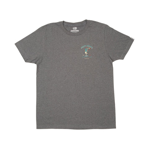 Mudcat Grey Heather S/S Standard Tee