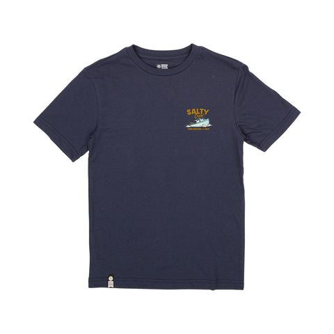 Cruiser Navy S/S Boys Tee