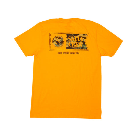 Alpha Decoy Orange S/S Tee