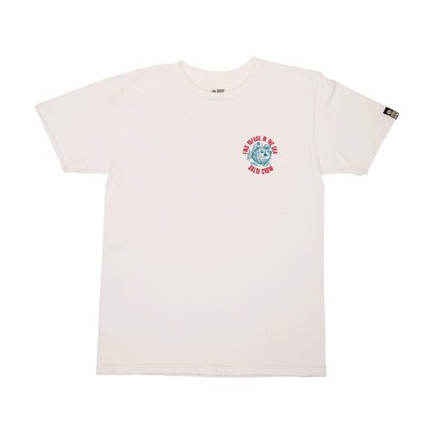 Skewered White Boys S/S Tee