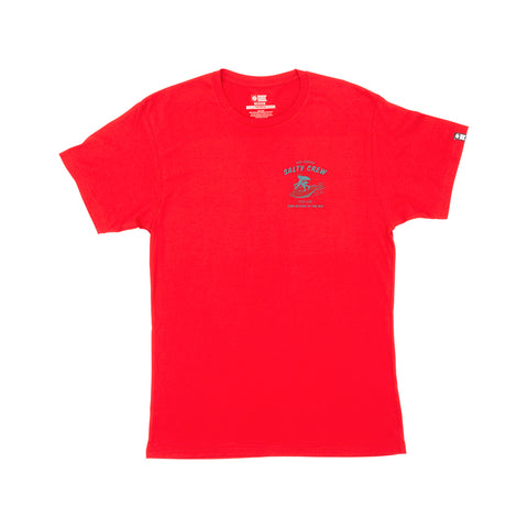 Foam N' Flatty Red S/S Premium Tee