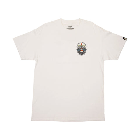 Beacon White S/S Standard Tee