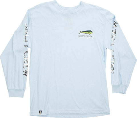 El Dorado Light Blue L/S Tee