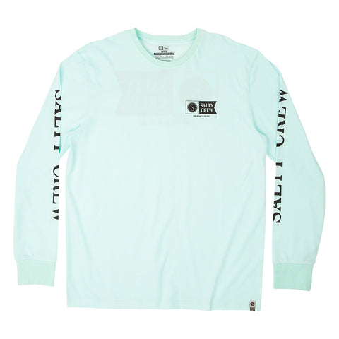Alpha Refuge Aqua UV L/S Tee