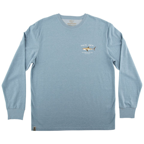 Bruce Columbia Blue UV L/S Tee