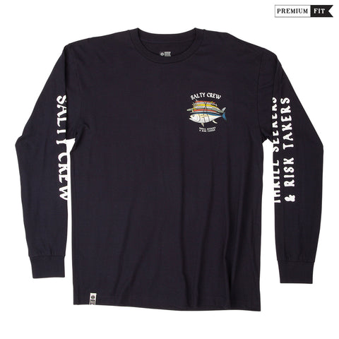 Salty Crew long sleeve shirt.