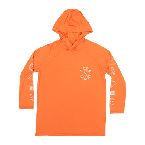 Palomar Pinnacle Coral Boys UV Hood