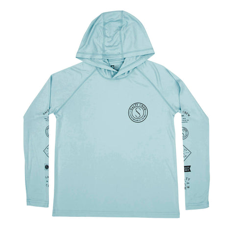 Palomar Pinnacle Dusty Blue Boys UV Hood