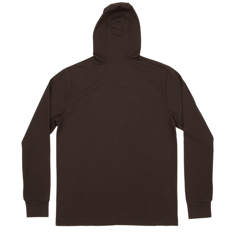 Surplus Black Hood Tech Tee