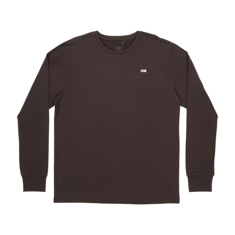 Surplus Black  LS Tech Tee