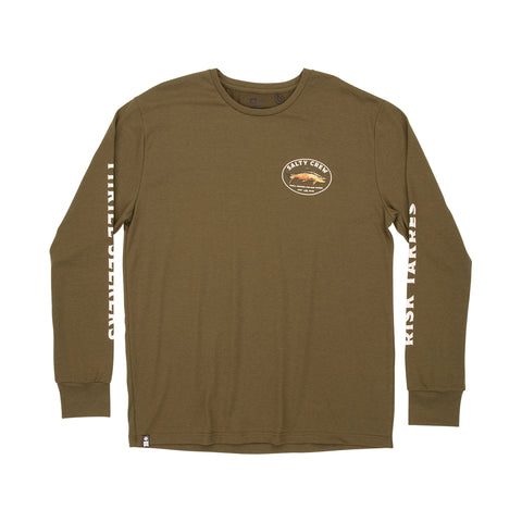 King Sal Military UV L/S Tee