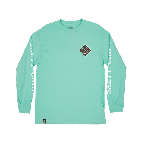 Tippet Decoy Sea Foam Standard L/S Tee