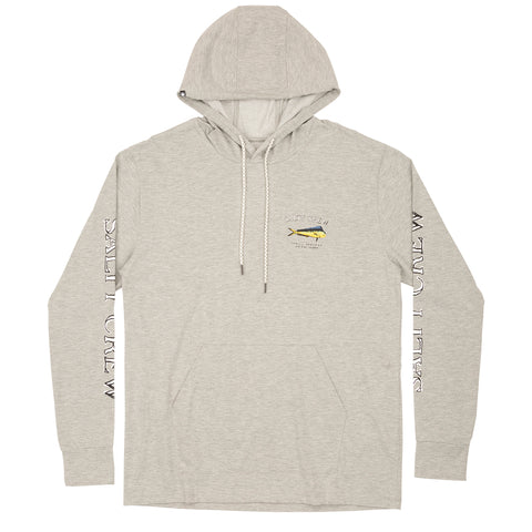 El Dorado Athletic Grey Hood Tech Tee