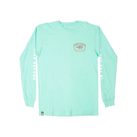 Creature Sea Foam Premium L/S Tee